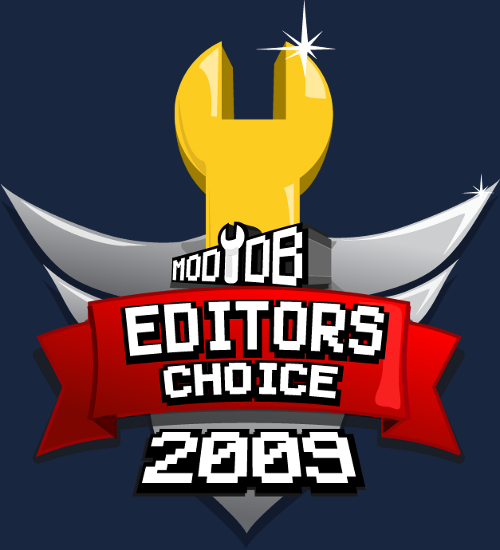 The ModDB Editor's Choice Award (2009)