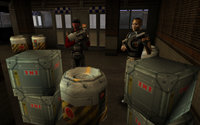 The Nameless Mod Screenshot: Hostage Situation